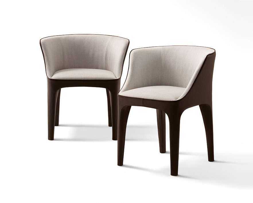 diana small armchair by giorgetti
