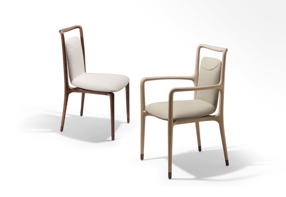 ibla chair by giorgetti