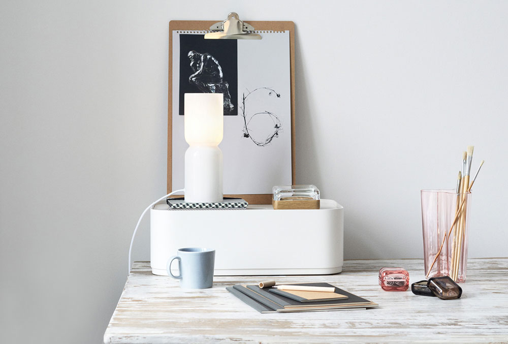 lantern lamp by iittala