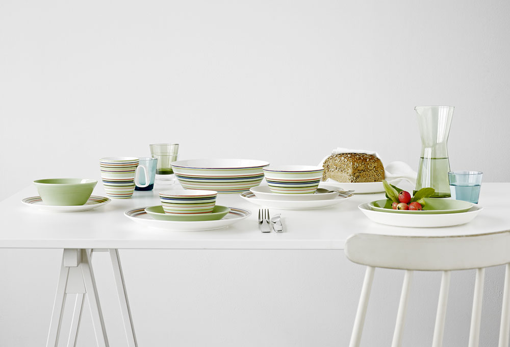 origo tableware  by iittala