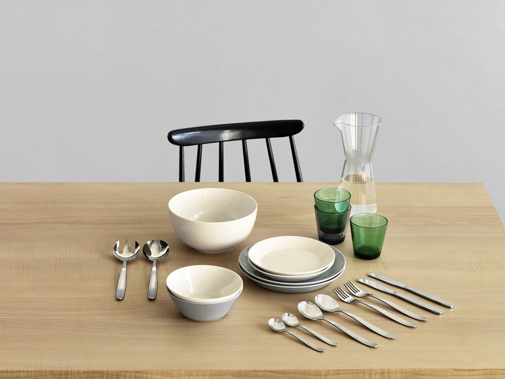 scandia cutlery  by iittala