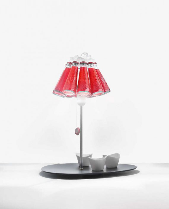campari bar lamp by ingo maurer