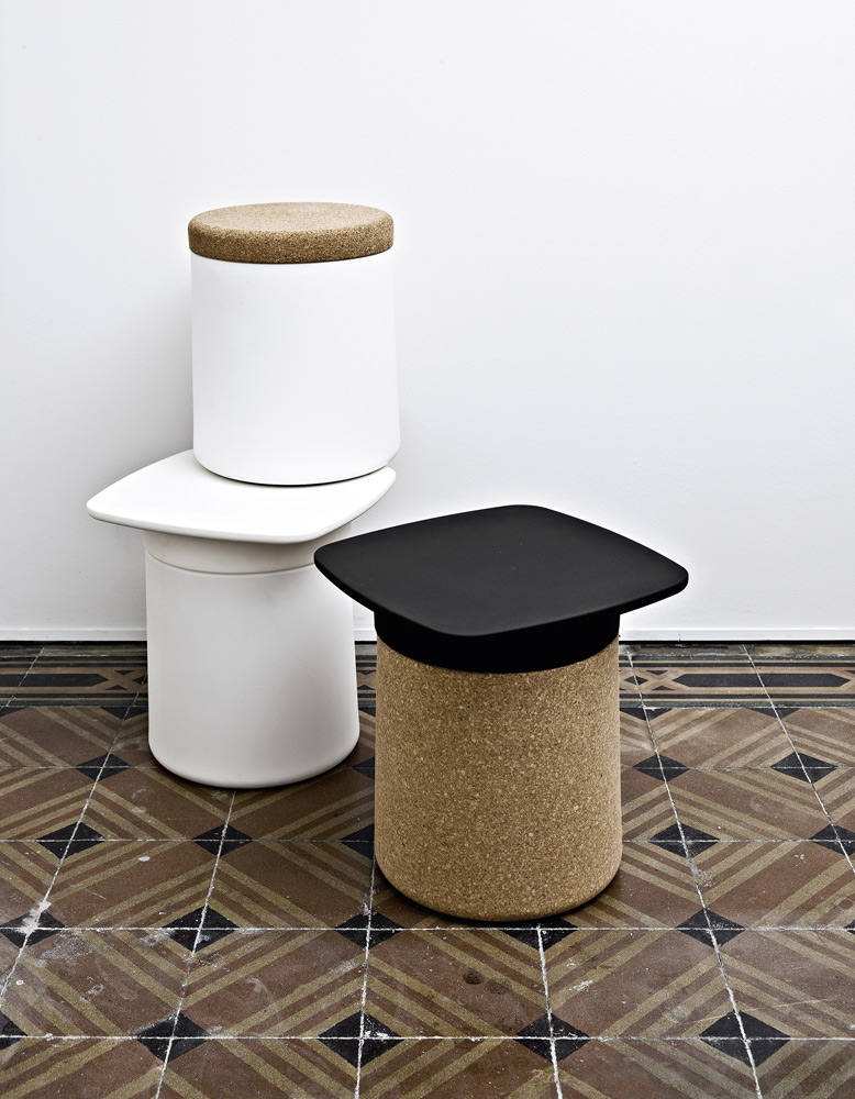 degree small table by kristalia
