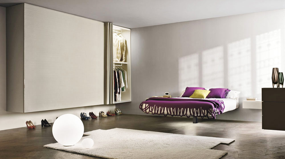 fluttua bed by lago