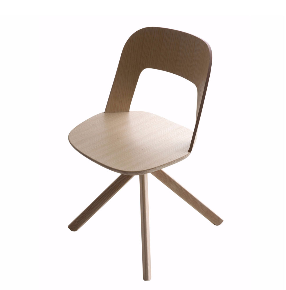 arco chair by lapalma