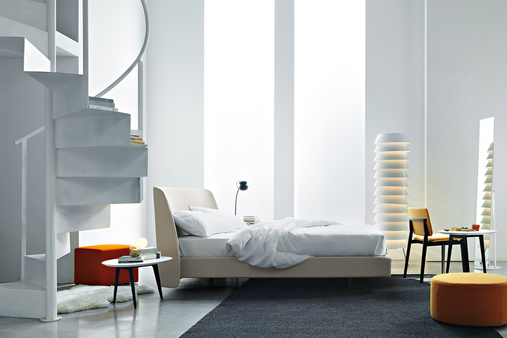 Letto Edel, Officinadesign Lema, 2011