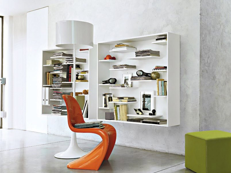 Libreria Shift, Nendo, 2011