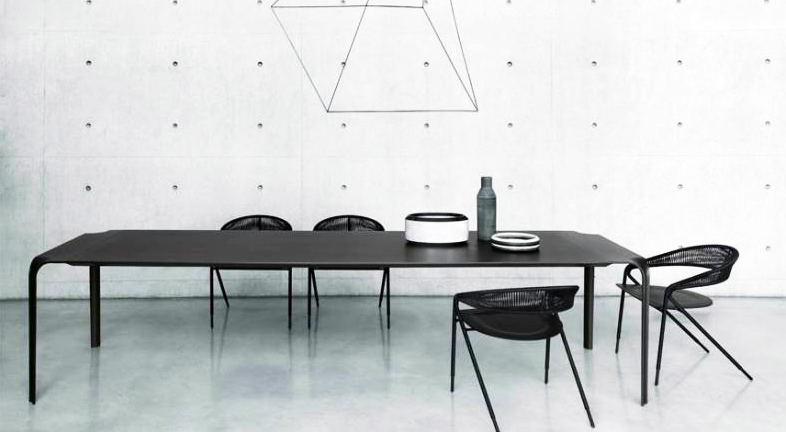 brasilia table living divani