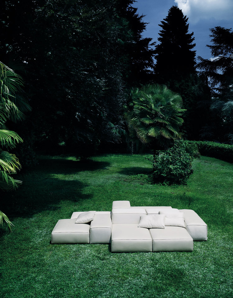 extrasoft outdoor sofa