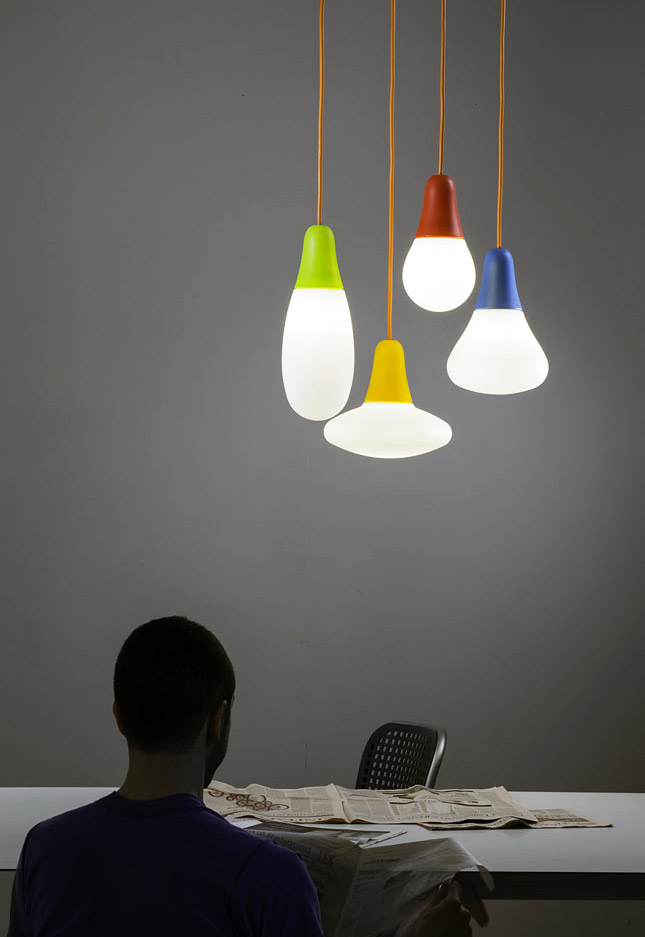 ciulifruli lamp by martinelli luce