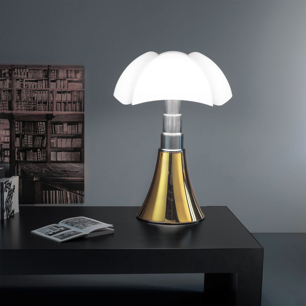 pipistrello lamp 50th anniversary