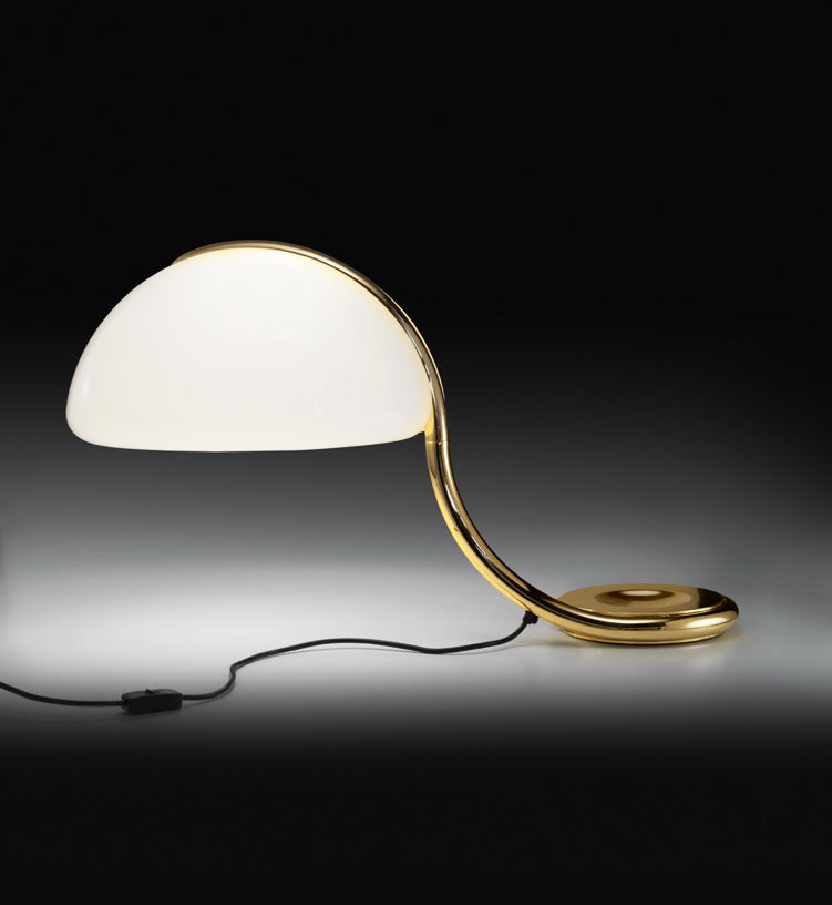 Serpente lamp limited edition