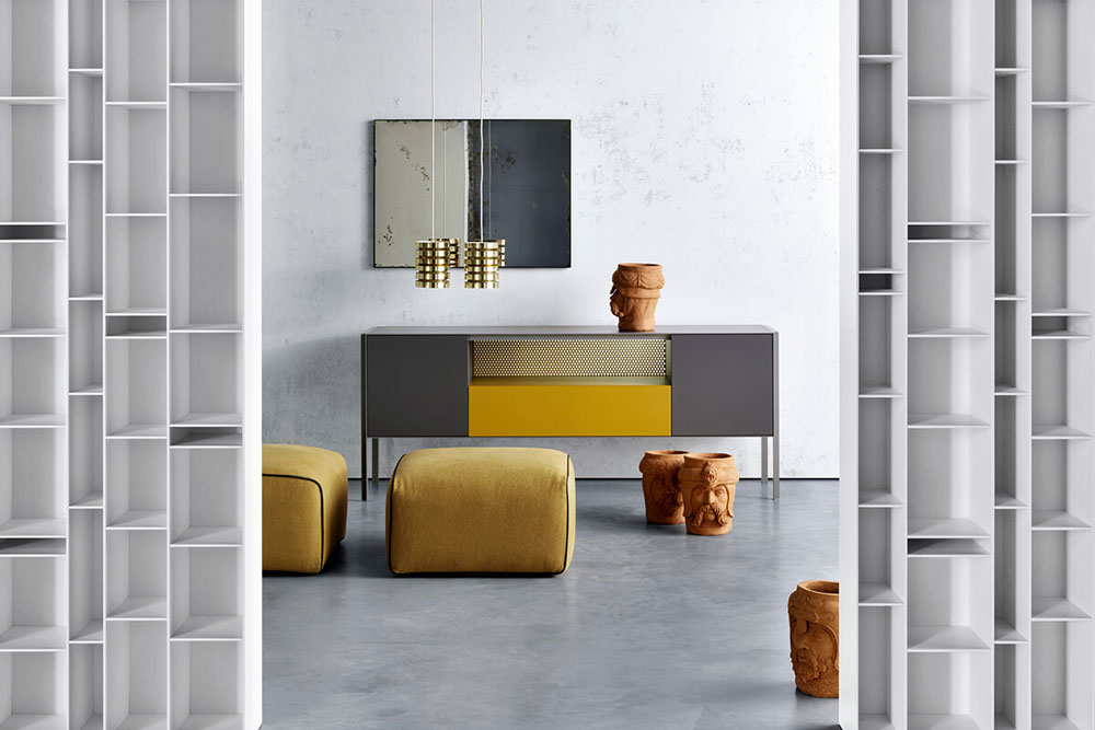 Heron storage by mdf italia