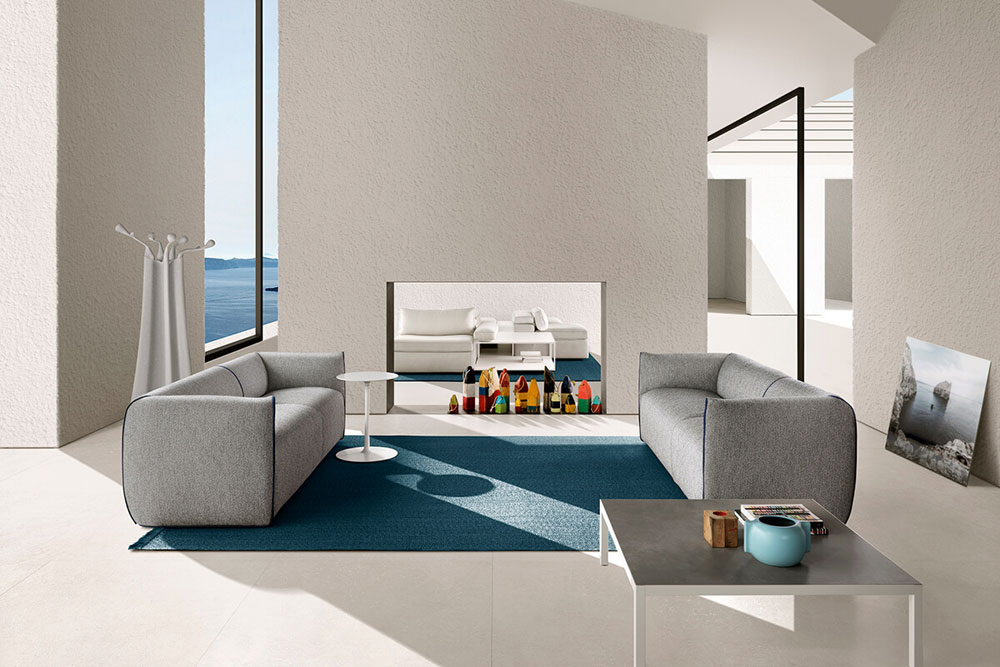 mia sofa by mdf italia