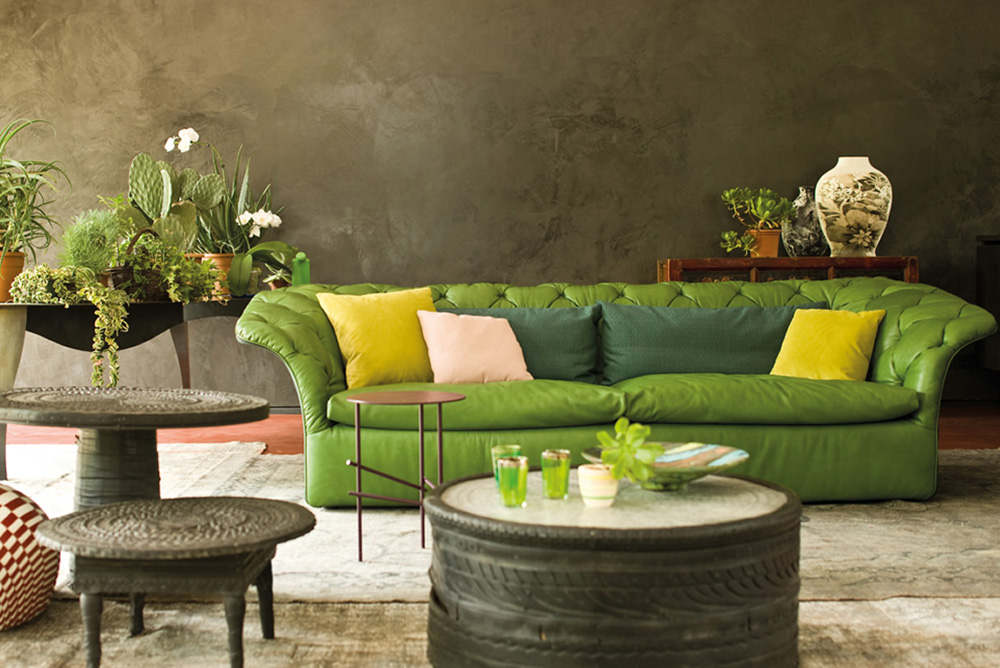 Moroso, luxury sofas and seating since 1952