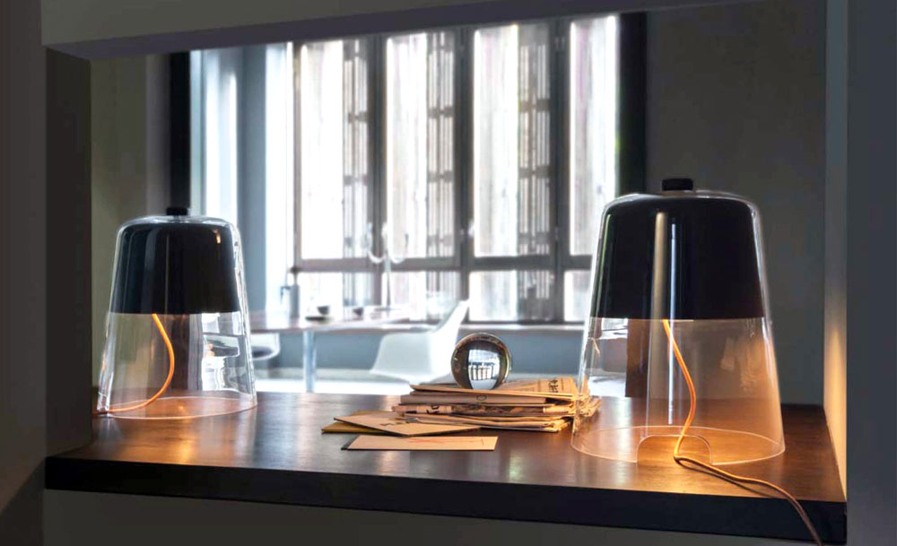 semplice lamp by oluce