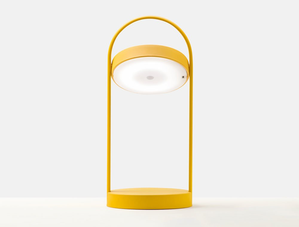 giravolta lamp by pedrali