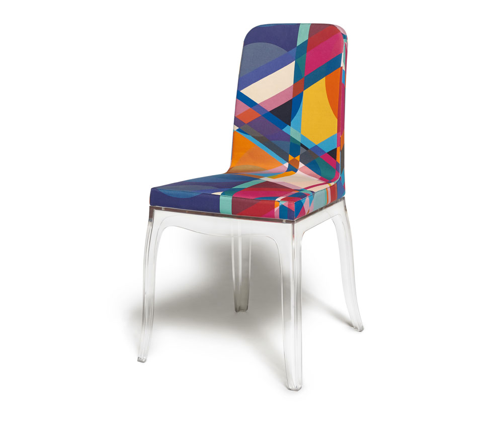 sedia b.b. chair by qeeboo