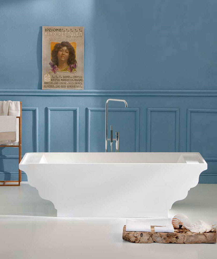 grand tour bathtub by rapsel