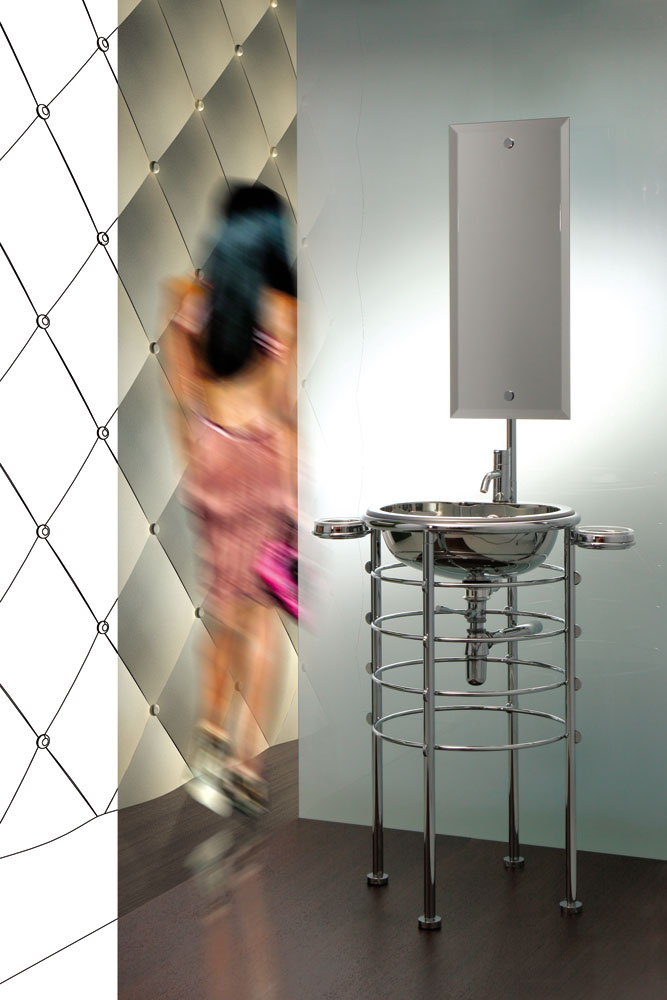 lola herzburg washbasin by rapsel