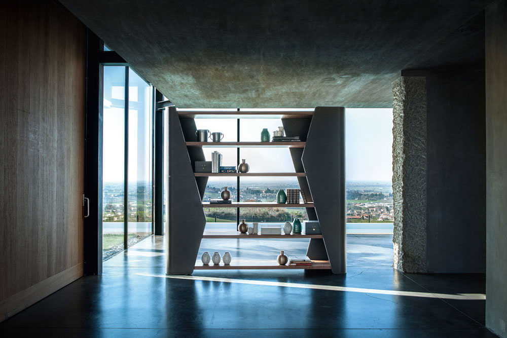 finesse bookcase by riva 1920