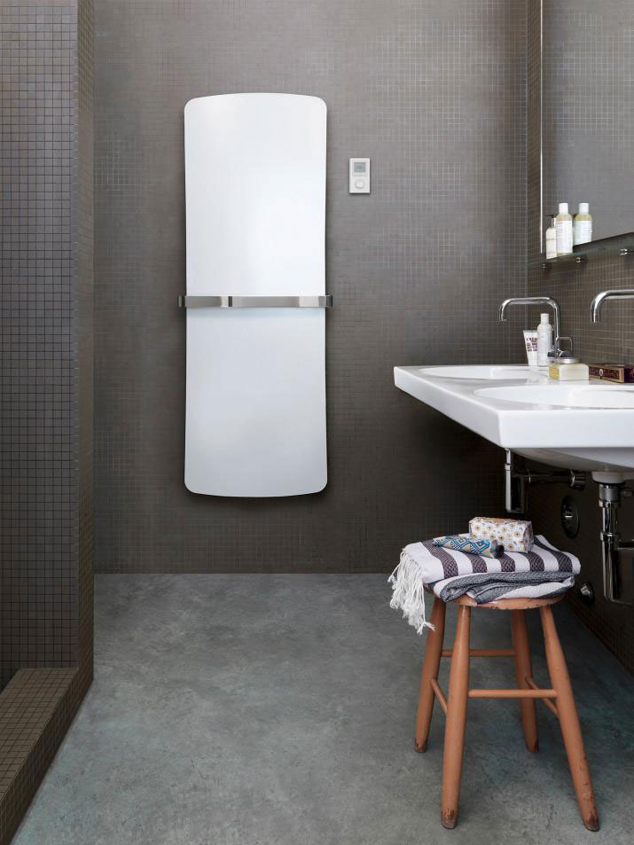 folio belt radiator by runtal
