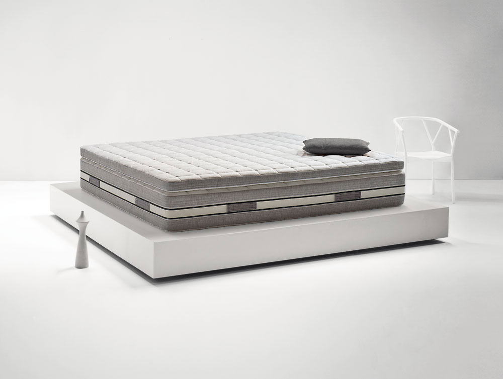 silverness mattress - somnium by imaflex