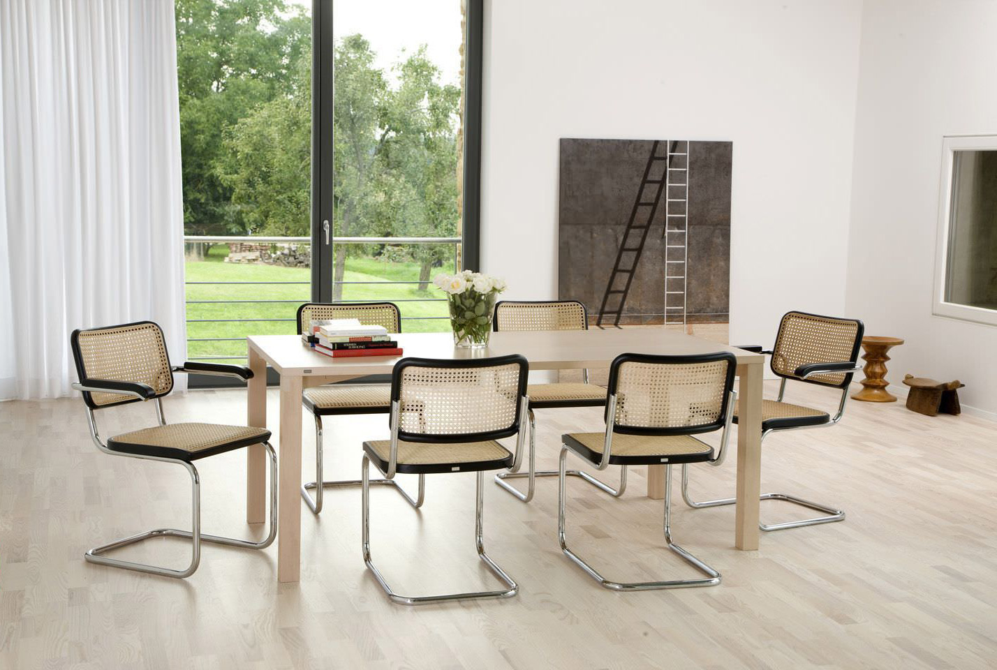 Thonet Chairs Important Pieces In The History Of Design And Furniture Making Photos