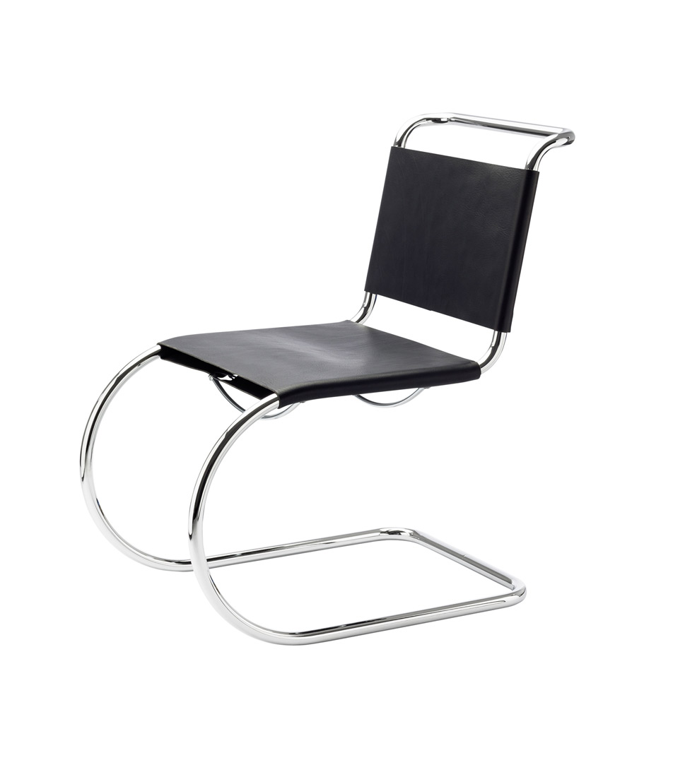 S533 small armchair, Ludwig Mies van der Rohe, 1927