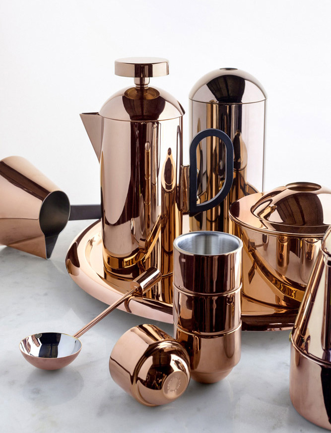 Brew collection, Tom Dixon, 2015