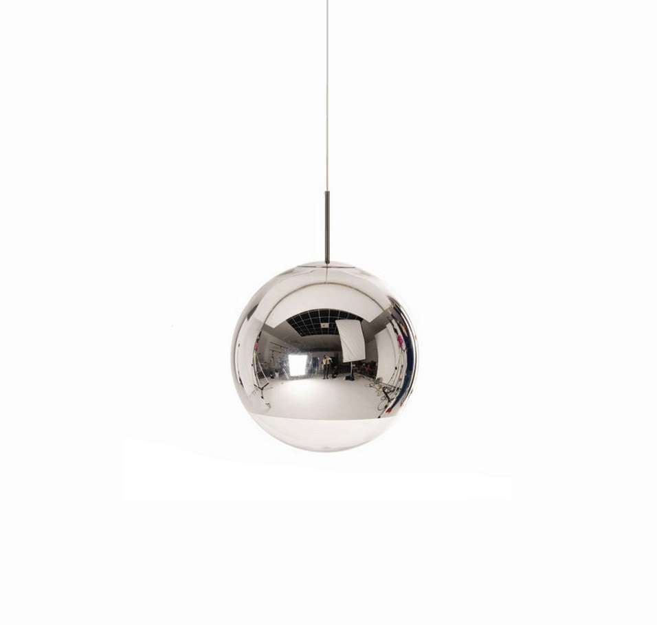 Mirror Ball lamp, Tom Dixon, 2003
