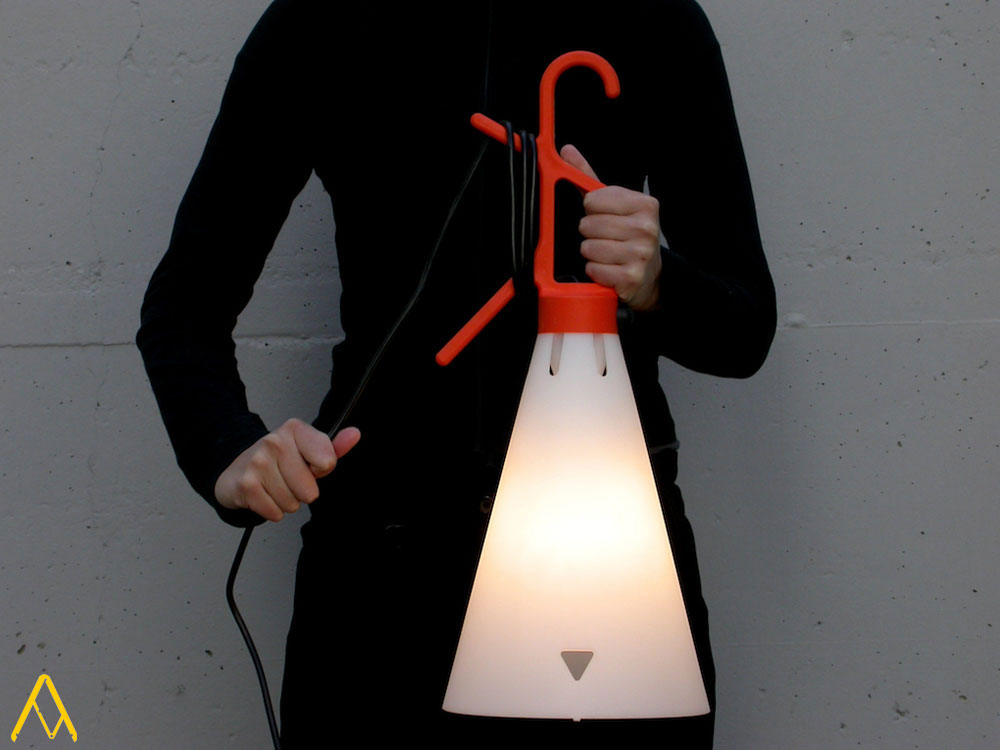 may day lamp by flos