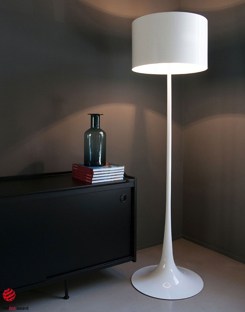 spun light f lamp by flos