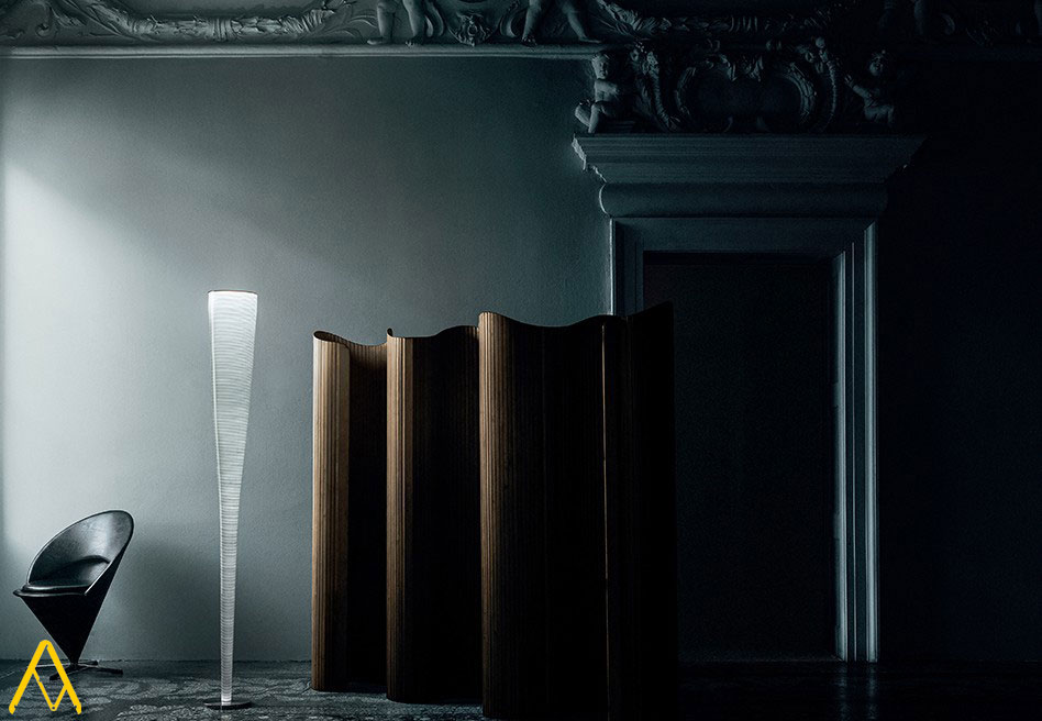 mite lamp by foscarini