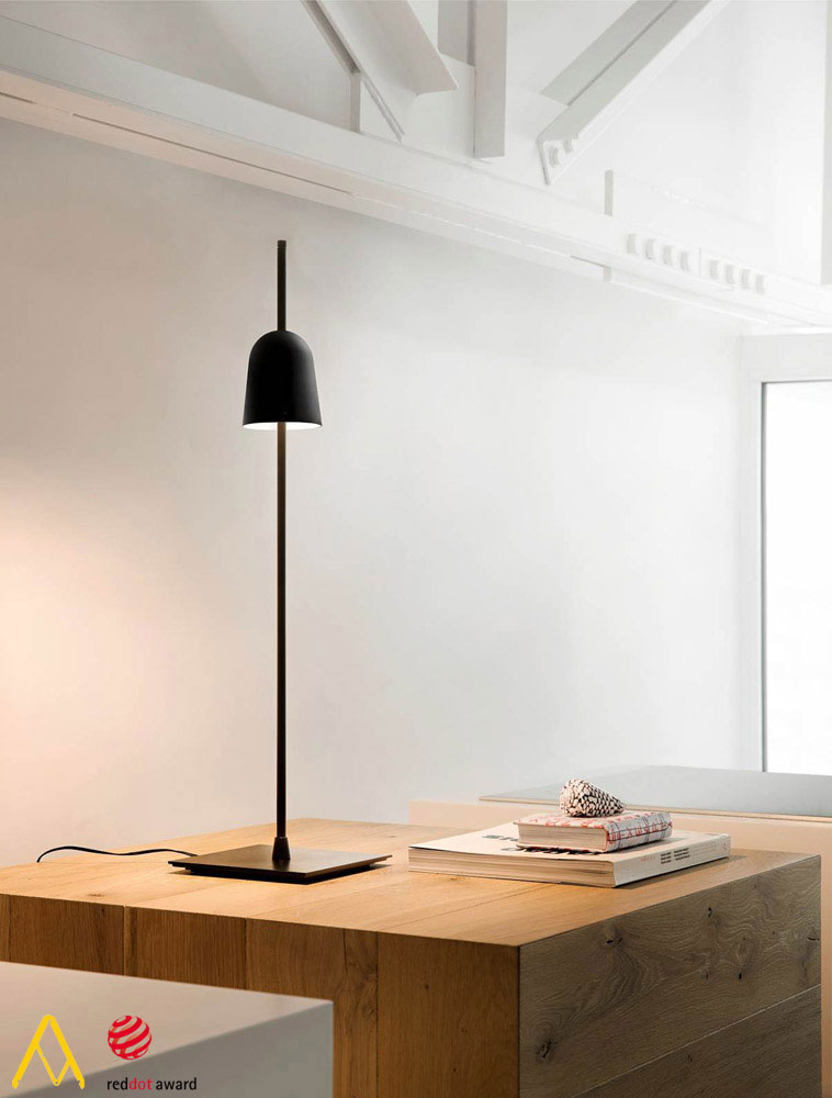 ascent lamp by luceplan