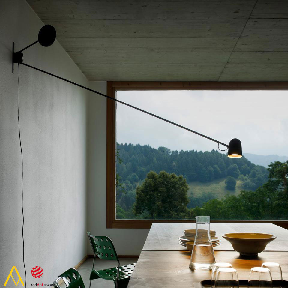counterbalance lamp by luceplan