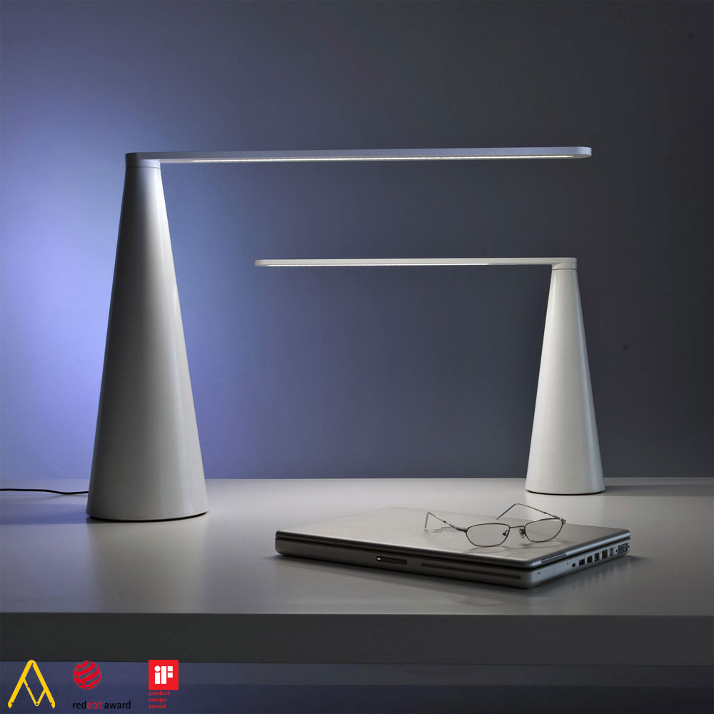 elica lamp by martinelli luce