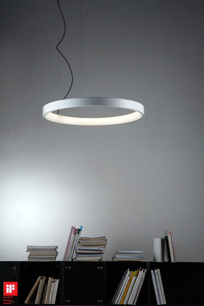 lunaop lamp by martinelli luce