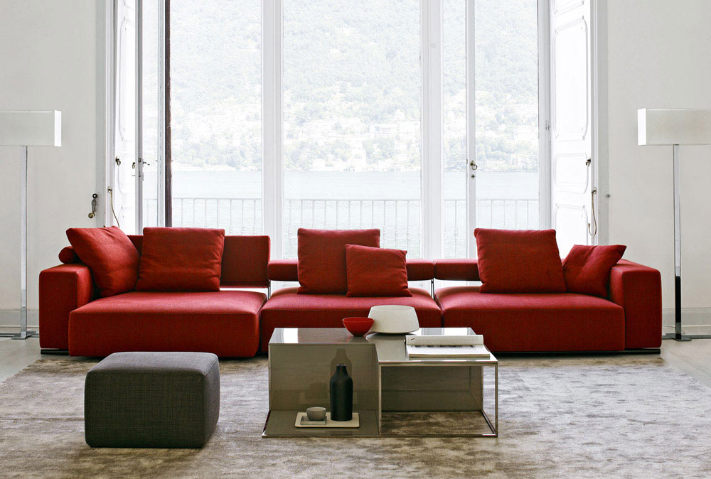 andy 13 sofa by b&b italia