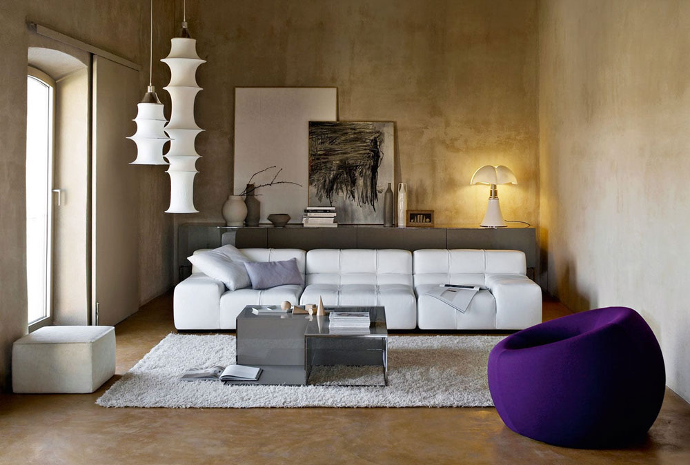 tufty time sofa by b&b italia