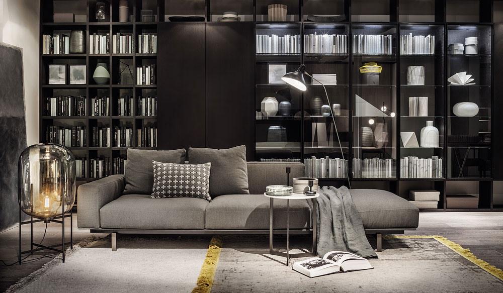 yard sofa by lema