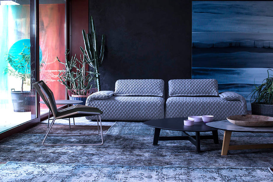 highland sofa by moroso