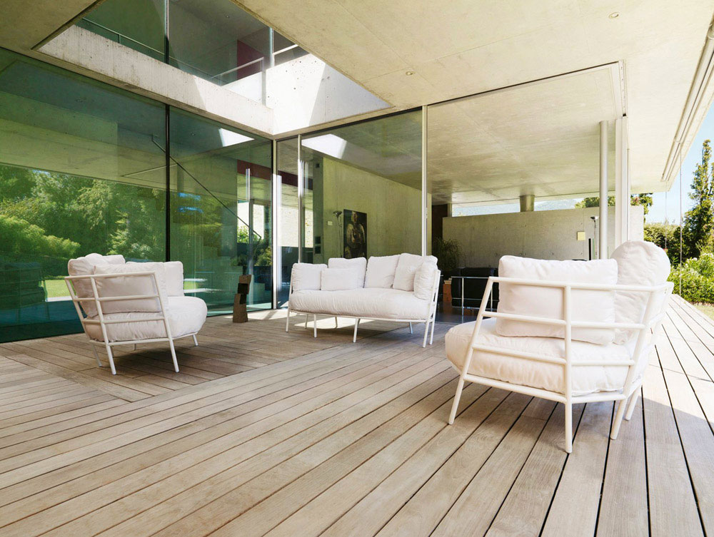 Outdoor Furniture Made In Italy Photos