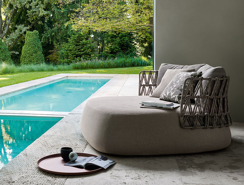 fat sofa by b&b italia