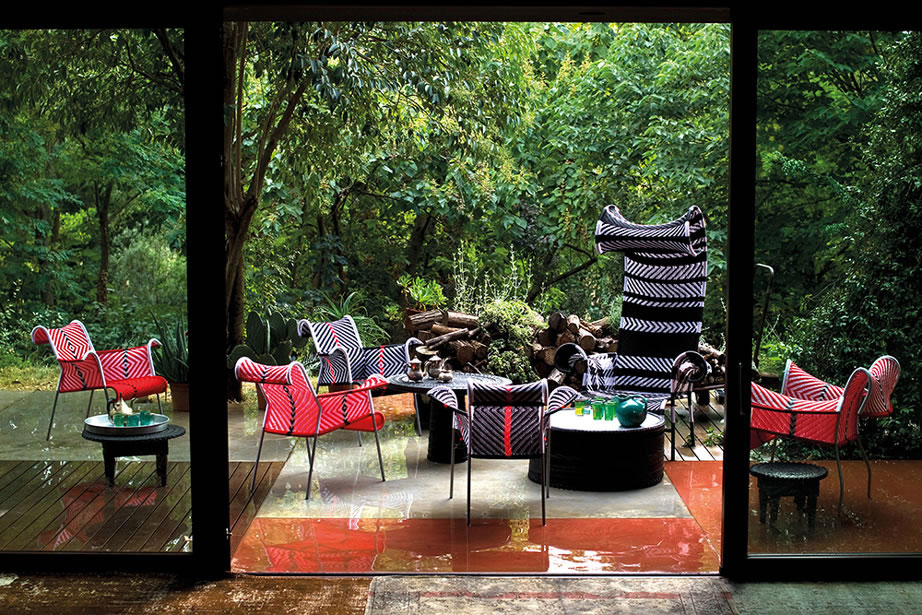 m'afrique collection by moroso