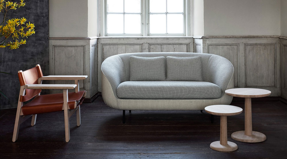 haiku sofa by fredericia