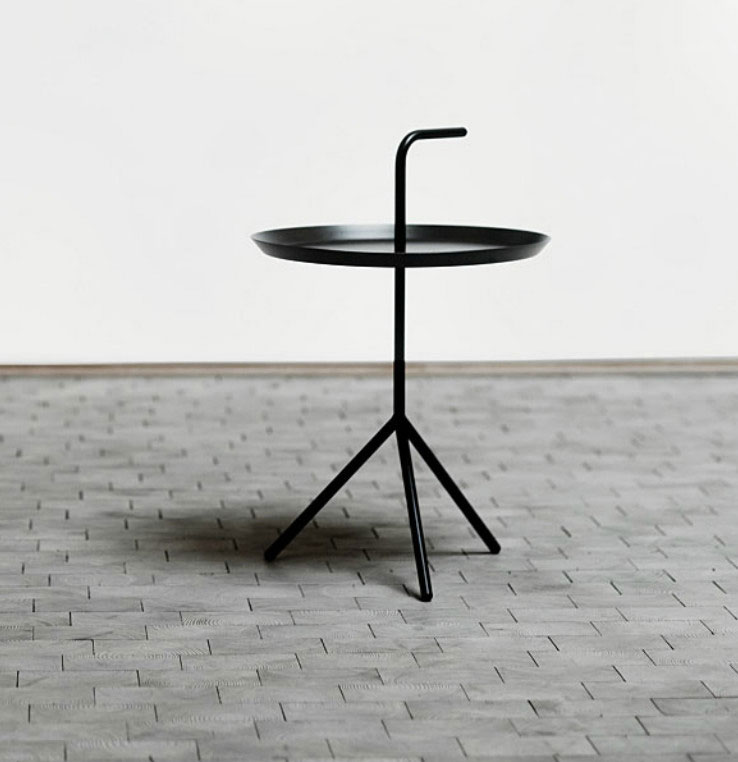 dlm small table by hay