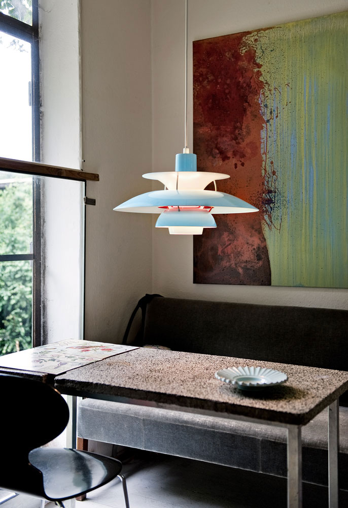 ph5 lamp by louis poulsen