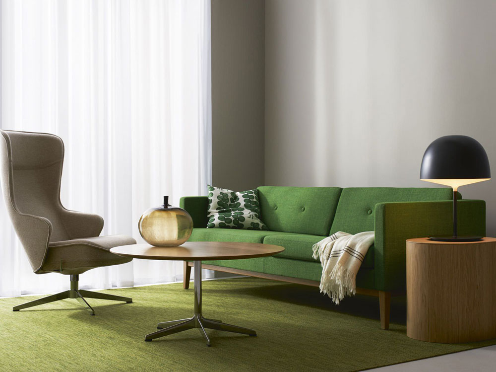 madison sofa by swedese mobler