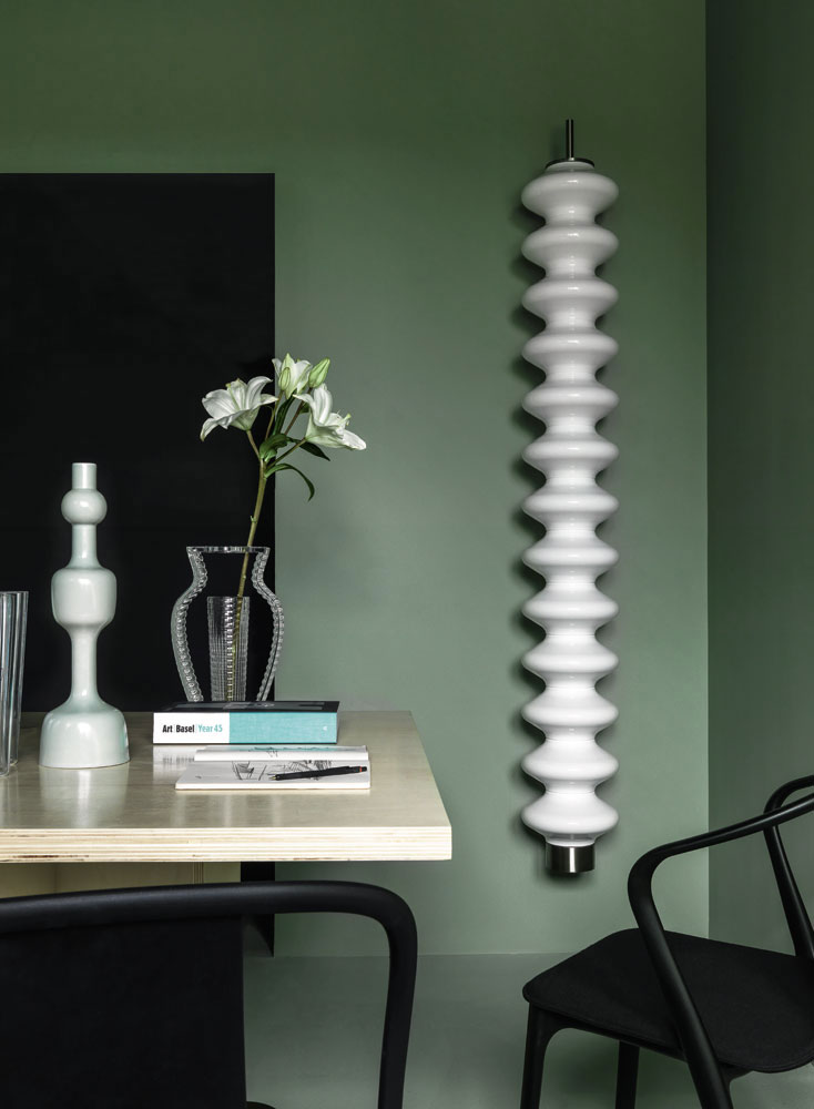 milano radiator by tubes